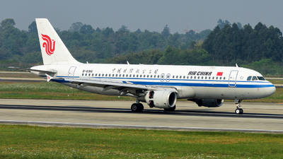 B-6916 - Airbus A320-214 - Air China