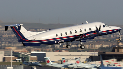 C-GHCS - Beech 1900D - Sunwest Aviation