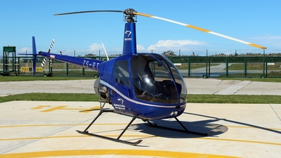 ZS-RTZ - Robinson R22 Beta - Private