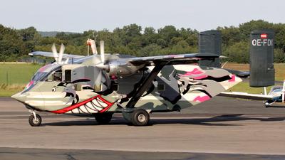 OE-FDI - Short SC-7 Skyvan 3-100 - Pink Aviation