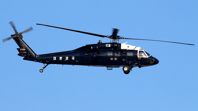 01-590 - Sikorsky UH-60P Blackhawk - South Korea - Air Force