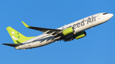 A picture of JA807X - Boeing 73781D - Solaseed Air - © Yoshio Yamagishi