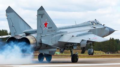 RF-92446 - Mikoyan-Gurevich MiG-31BM Foxhound - Russia - Air Force