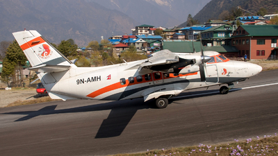 9N-AMH - Let L-410UVP-E20 Turbolet - Summit Air (Nepal)