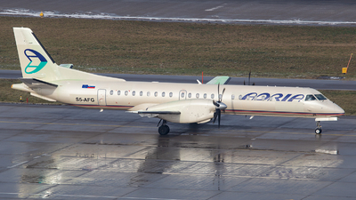 S5-AFG - Saab 2000 - Adria Airways