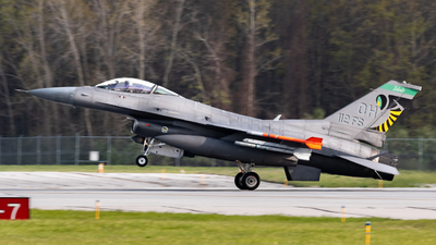 89-2112 - General Dynamics F-16CM Fighting Falcon - United States - US Air Force (USAF)