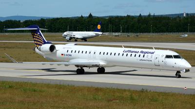 D-ACNA - Bombardier CRJ-900 - Lufthansa Regional (CityLine)