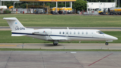 LQ-CPS - Bombardier Learjet 45 - Argentina - Government of the Province of Santiago del Estero
