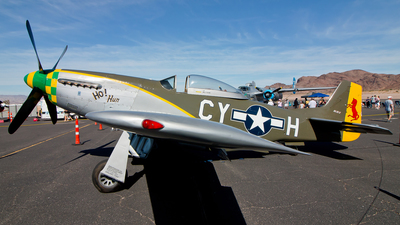 NL151X - North American P-51D Mustang - Private