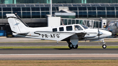 PR-AFG - Beechcraft G58 Baron - Private