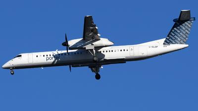 C-GLQP - Bombardier Dash 8-Q402 - Porter Airlines