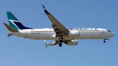 C-FKWJ - Boeing 737-8CT - WestJet Airlines