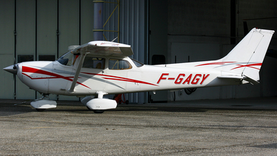 F-GAGY - Reims-Cessna FR172K Reims Rocket - Aero Club - Dreux