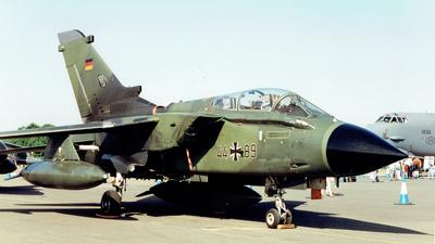 44-89 - Panavia Tornado - Germany - Air Force