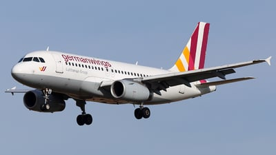 D-AGWT - Airbus A319-132 - Germanwings