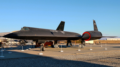 60-6924 - Lockheed A-12 Blackbird - United States - US Air Force (USAF)