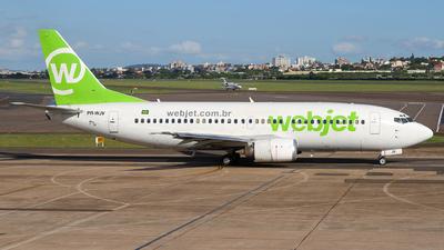 PR-WJV - Boeing 737-36N - WebJet Linhas Aéreas