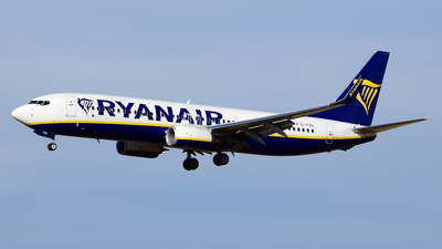 EI-FZG - Boeing 737-8AS - Ryanair