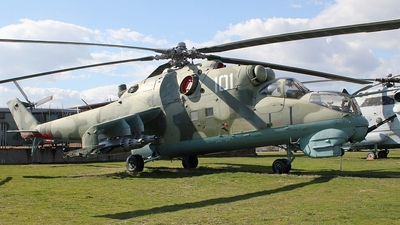 101 - Mil Mi-24D Hind D - Bulgaria - Air Force