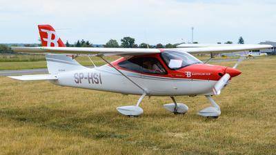 SP-HSI - Tecnam P2008JC MkII - Bartolini Air