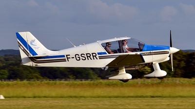 A picture of FGSRR - Robin DR400/140B - [2393] - © Alberto O.