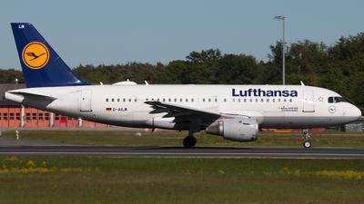 D-AILM - Airbus A319-114 - Lufthansa