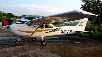 S2-AFJ - Cessna 172R Skyhawk II - Galaxy Flying Academy Ltd