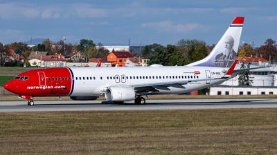 LN-NGL - Boeing 737-8JP - Norwegian