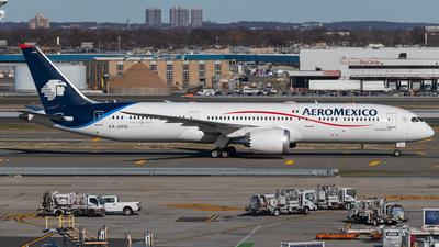 XA-ADG - Boeing 787-9 Dreamliner - Aeroméxico