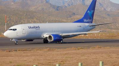 TF-BBE - Boeing 737-36E(SF) - Bluebird Cargo