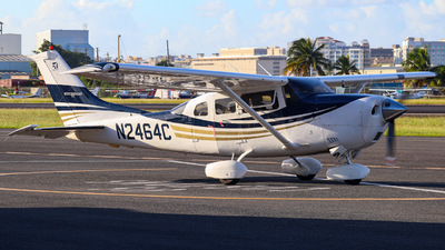 N2464C - Cessna T206H Turbo Stationair - Private