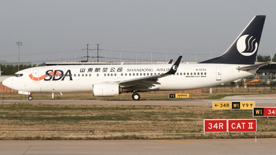 B-5723 - Boeing 737-8FZ - Shandong Airlines