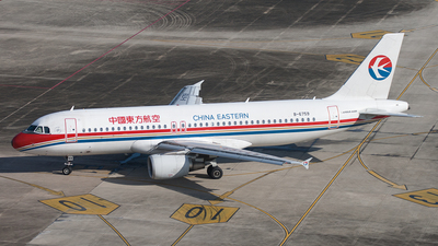 B-6759 - Airbus A320-214 - China Eastern Airlines