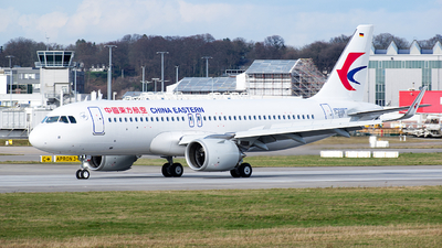 D-AVVX - Airbus A320-251N - China Eastern Airlines