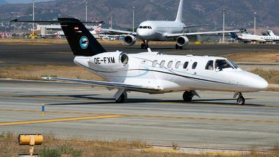 OE-FXM - Cessna 525A CitationJet 2 Plus - Speedwings
