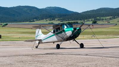 N5768C - Cessna 170A - Private