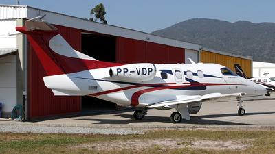 A picture of PPVDP - Embraer Phenom 100 - [50000109] - © Bruno Orofino