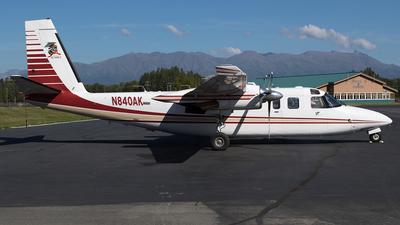 N840AK - Rockwell 690C Jetprop 840 - Private