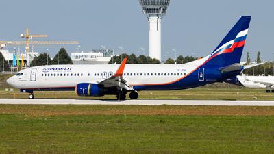 A picture of VPBMD - Boeing 7378MC - Aeroflot - © Tobias Grünholz