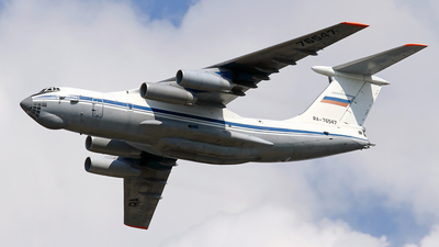 RA-76547 - Ilyushin IL-76MD - Russia - Air Force