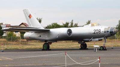 208 - Ilyushin IL-28 Beagle - German Democratic Republic - Air Force