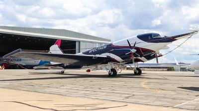 ZS-ASN - Basler BT-67 - South African Airways