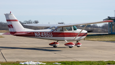 N2495U - Cessna 172D Skyhawk - Private