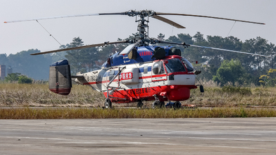 B-7822 - Kamov Ka-32A-11BC - Jiangsu Huayu General Aviation Company Ltd.
