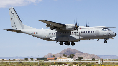 T.21-13 - CASA C-295M - Spain - Air Force