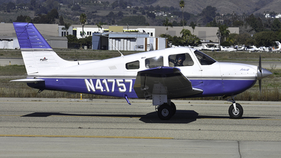 A picture of N41757 - Piper PA28181 - [2843283] - © Nathaniel Schott