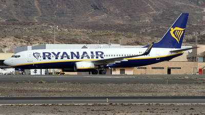 A picture of EIEBR - Boeing 7378AS - Ryanair - © Alfonso Solis