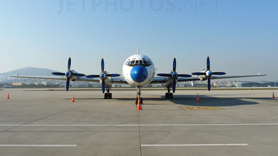 UP-I1804 - Ilyushin IL-18 - Mega Airlines