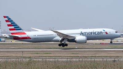 A picture of N841AN - Boeing 7879 Dreamliner - American Airlines - © cubber008