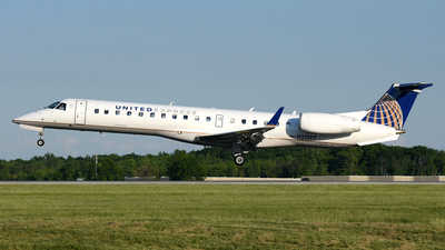 A picture of N21197 - Embraer ERJ145XR - United Airlines - © DJ Reed - OPShots Photo Team